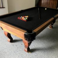 Pool Table In Great Shape 8ft (SOLD)