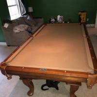 Pool Table / Legacy Billiards