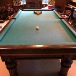 Brunswick Pool Table-Revere